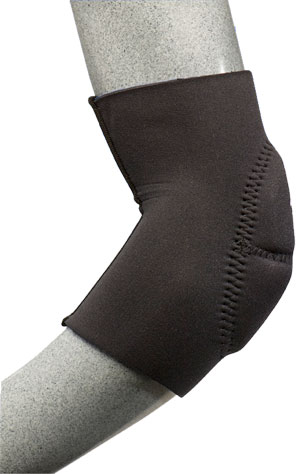 E8 Neoprene Padded Elbow Sleeve Elbow Supports New