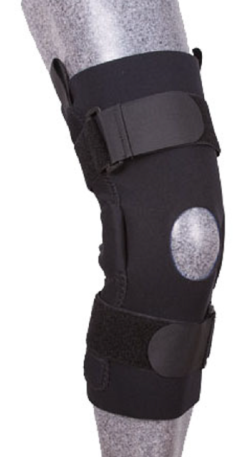 Vakc84 Koolflex Slip On Hinged Knee Orthosis Va