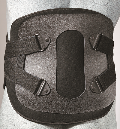 """L50 """"The Resolution"""" LSO w/Thermoplastic Lumbar Shell"""