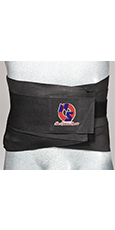 L1: Elastic Lumbar Support with Neoprene Pocket