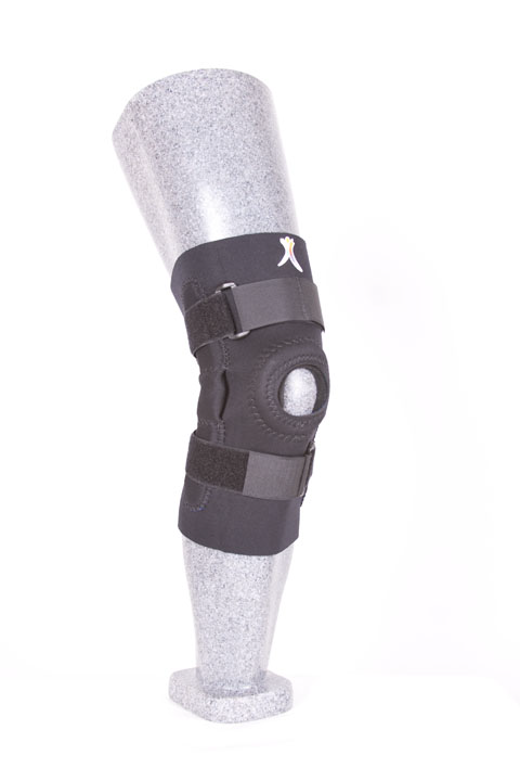 PK2-U Hinged Knee Brace