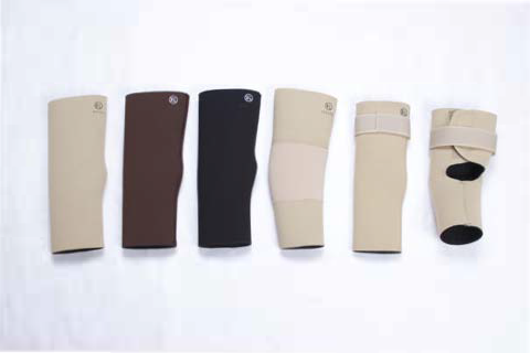 PK100, 101, 107 Pedi Suspension Sleeves