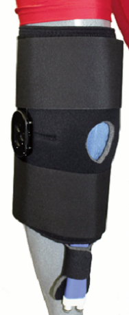 Universal Ice ROM Cold Therapy Knee Wrap
