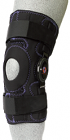"KC12-NOS ""Over/Under"" Pull-on Knee Brace with closures"