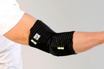 Sports Support Elastic Elbow Sleeve